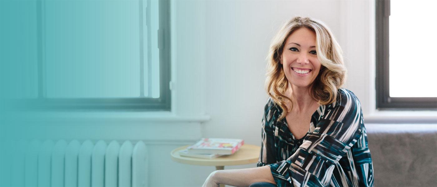 Guylaine Guevremont, nutritionniste et coach en alimentation intuitive
