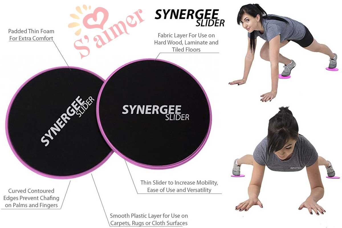 Snergee Slider - entrainement à la maison