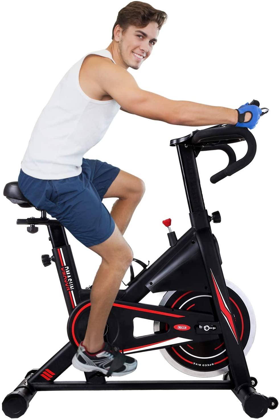 vélo d'intérieur DMASUN