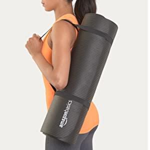Tapis de yoga - Sangle de transport inclus